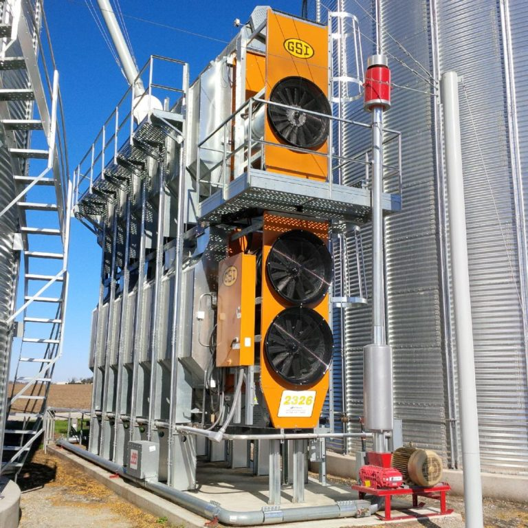 Grain Dryer Service
