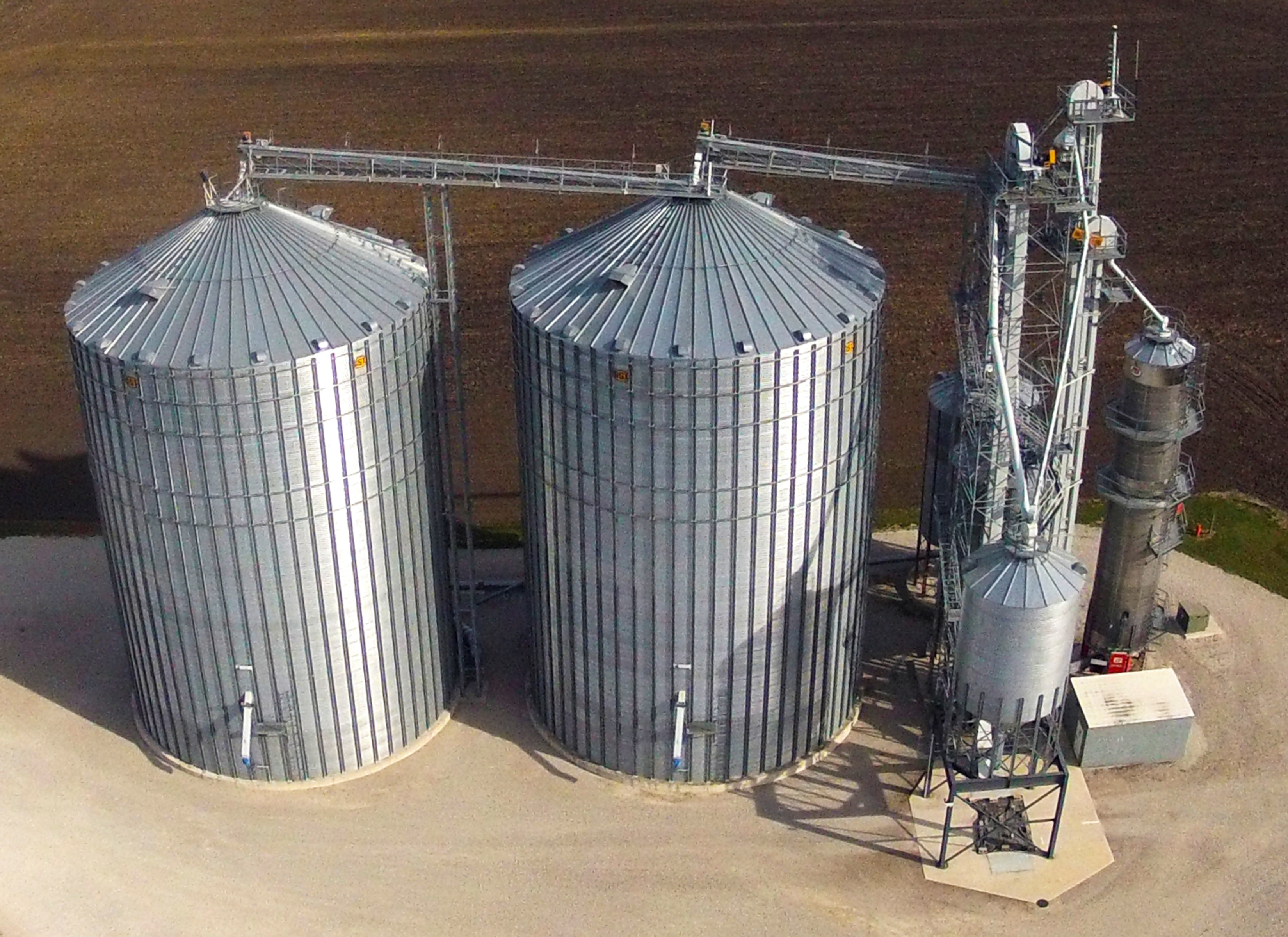Commercial Grain Dryer Service