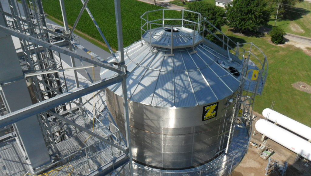 Tower Dryers Commercial Grain Systems Service